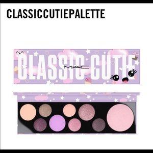 NEW MAC Cosmetics Classic Cutie Palette